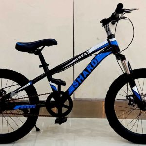 Shard GREAT Mountain Bike,20 Inches Carbon Steel, Single Speed mountain bike cycle