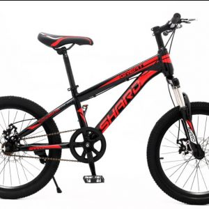 Shard GREAT Mountain Bike,20 Inches Carbon Steel, Single Speed