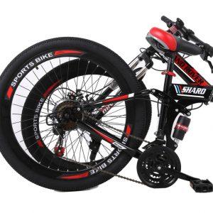 Best Mountain Folding Bike - Land rover