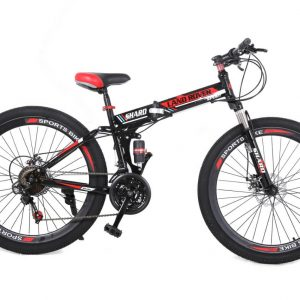 Best Mountain Folding Bike - Land rover