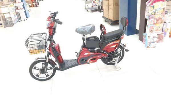 Electric Bike Grocery