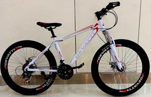 Gevatti Mountain Bike , Aluminium Frame, 24 Speed, 26 Inches