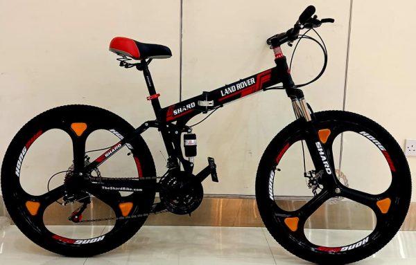 Shard Land rover Folding Bike