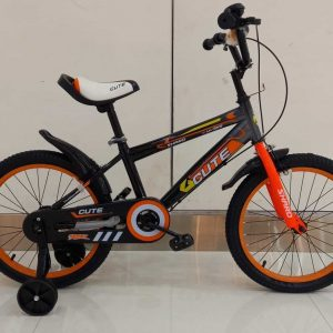Shard Cute Kid's Bike for Boys and Girls, 12 16 18 inch with Training Wheels Children Bicycles,