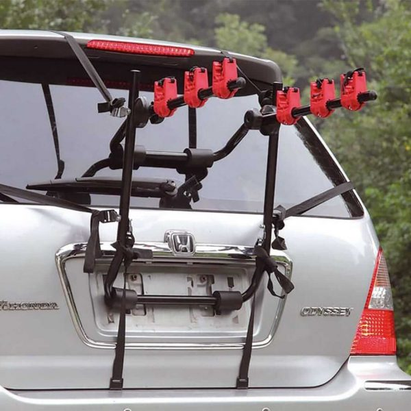 Bicycle Car Trunk Rack