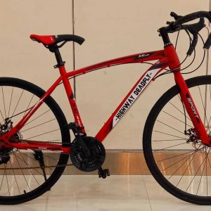 Men's And Women's Road Bicycles,26 Inch 24 Speed Bicycles,Adult-only High Carbon Steel Frame Racing Road Bike