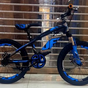 Mountain Bike,20 Inches Carbon Steel, Single Speed