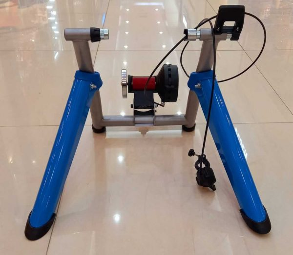 Professional Magnetic Indoor Bicycle Bike Trainer Exercise Stand 6 levels of Resistance