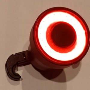 Pluto Smart Braking Tail Light