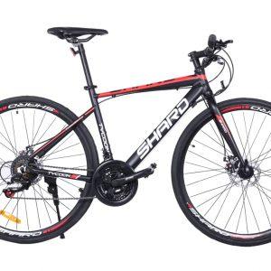 Shard Tycoon Hybrid-bicycles 21 Speed Aluminum Frame