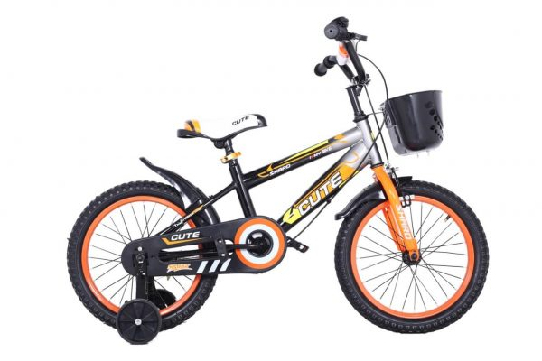 Shard Cute Kid's Bike for Boys and Girls, 12,14, 16 18,20 inch with Training Wheels Children Bicycles