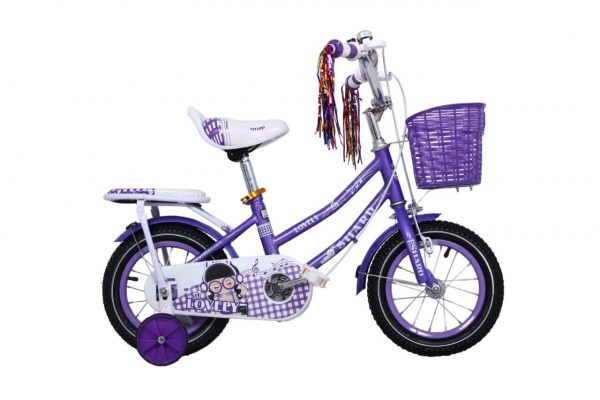 Shard Lovely Kid's Bike for Girls, 12,14, 16 18,20 inch with Training Wheels Children Bicycles